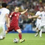 Spanien Rückennummer bei der EM 2020
