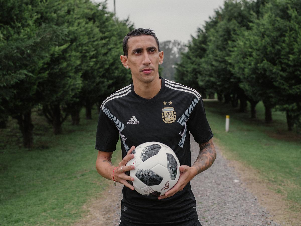 Das neue Away Trikot von Argentinien 2018