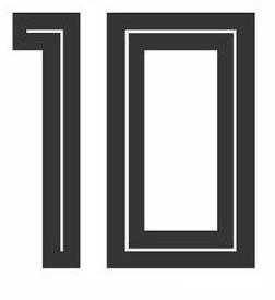Trikotnummer 10
