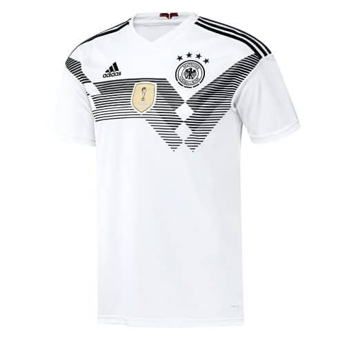 Das DFB Trikot 2018 von Deutschland.