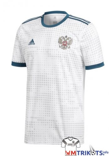 Das neue Russland Awaytrikot 2018 von adidas.