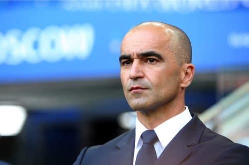 Roberto Martinez - Nationaltrainer von Belgien. (Marco Iacobucci EPP)