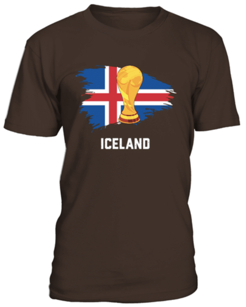Rückennummern Island WM 2018