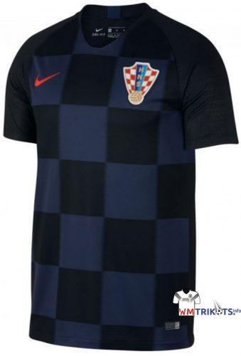 Das neue Kroatien Awaytrikot 2018 von nike.