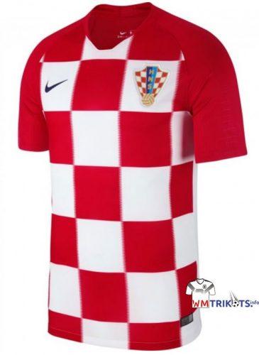 Das neue Kroatien Heimtrikot 2018 von nike.