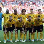 Rückennummern Belgien WM 2018