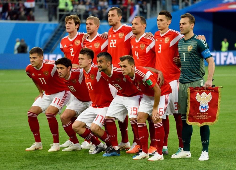 Rückennummern Russland WM 2018