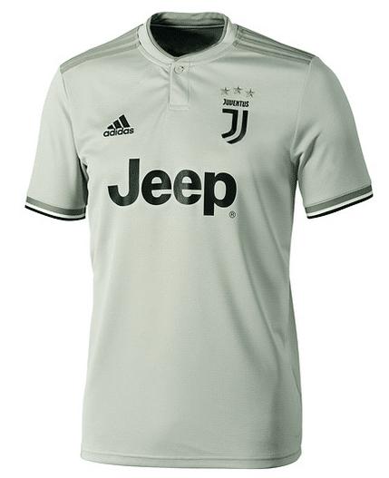 Das aktuelle Juventus Turin Away Trikot 2019