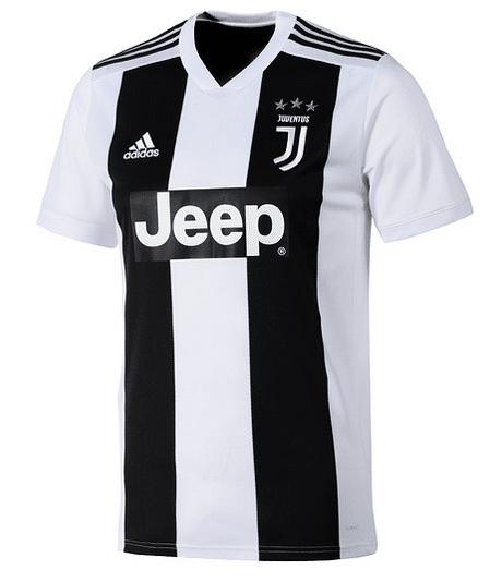Das aktuelle Juventus Turin Trikot 2019