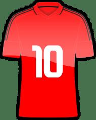 Rückennummer 10