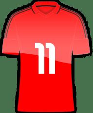 Rückennummer 11