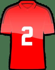 Rückennummer 2
