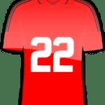 Rückennummer 22