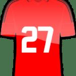 Rückennummer 27