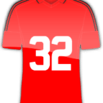 Rückennummer 32
