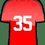 Rückennummer 35