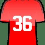 Rückennummer 36
