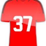 Rückennummer 37