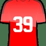 Rückennummer 39