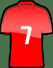 Rückennummer 7