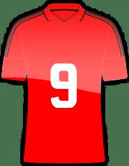 Rückennummer 9