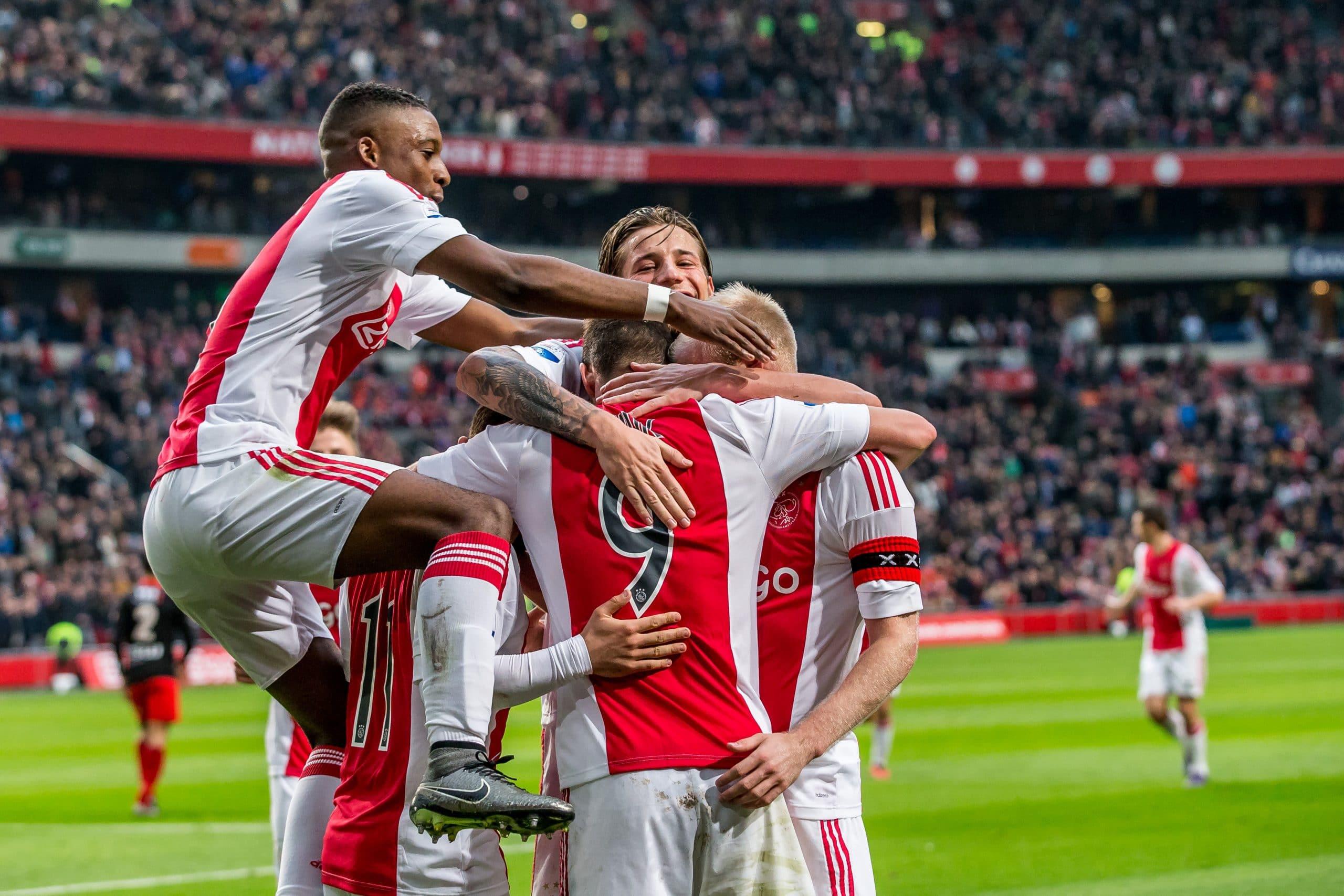 Ajax Amsterdam Rückennummer | Trikotnummer von Ajax