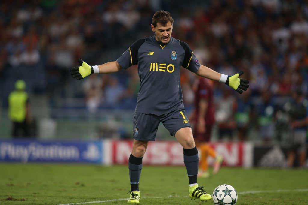 FC Portos neuer Altstar: Iker Casillas. Der ehemalige Nationaltorwart der Spanier erlebt in Portugal aktuell seinen zweiten Frühling.