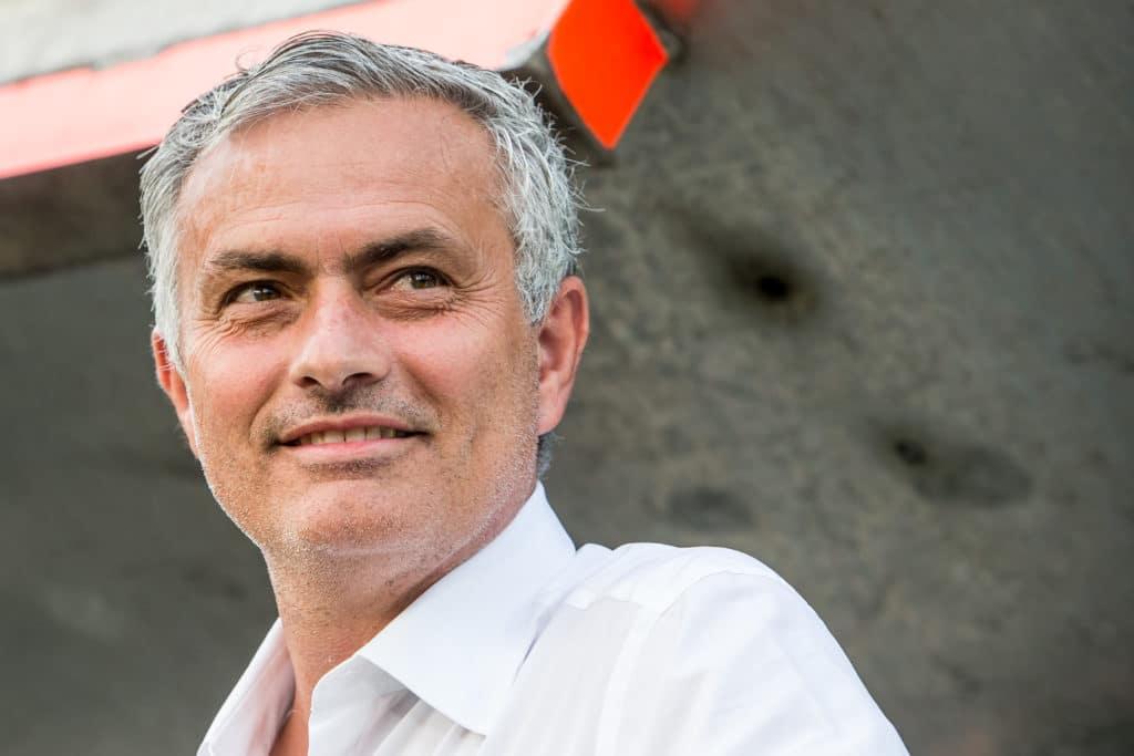 Jose Mourinho konnte in seiner zweiten Amtszeit bei Manchester United nicht überzeugen und wurde im Winter der Saison 2018/19 durch Ole Gunnar Solskjaer ersetzt. Photo: Shutterstock.