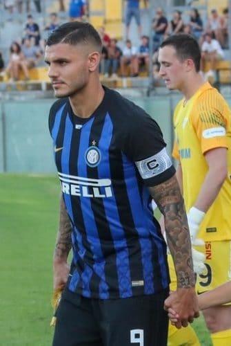 Inter Mailand Ruckennummer Trikotnummer Von Inter Mailand