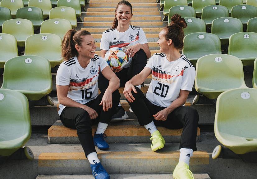 Frauen Fussball Wm 2019 Dfb Kader Ruckennnummern Wer