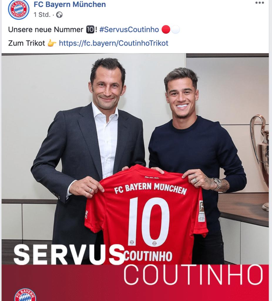 FC Bayern München Rückennummer   Trikotnummer von Bayern München