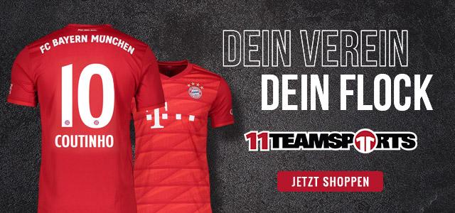 Das aktuelle FC Bayern Trikot günstig kaufen