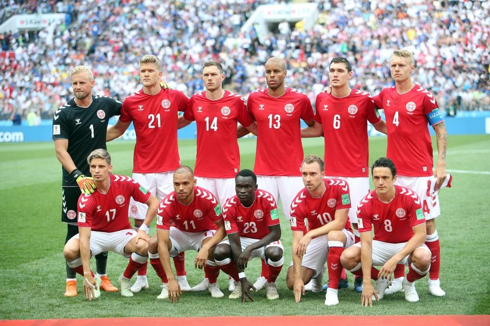 Dänemark Rückennummer bei der EM 2020