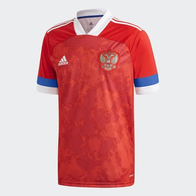 Russland Rückennummer bei der EM 2020