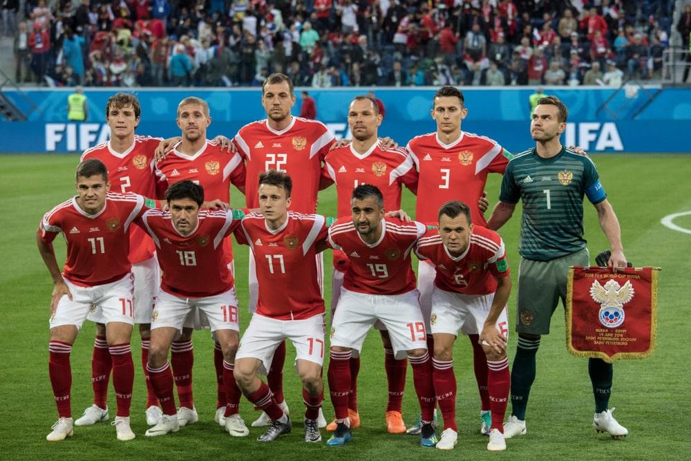 Nationalmannschaft Russland