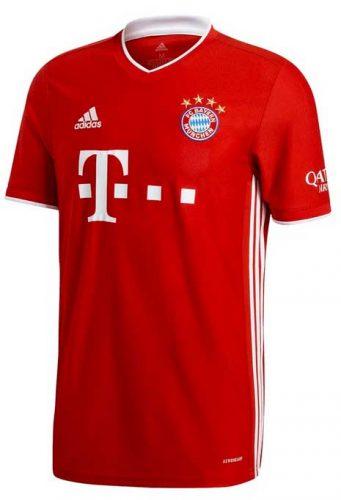 Das aktuelle FC Bayern Trikot 2020