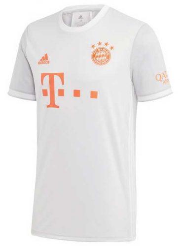 Das aktuelle FC Bayern Away Trikot 2020