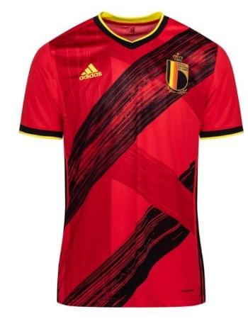 Belgien Rückennummer bei der EM 2020