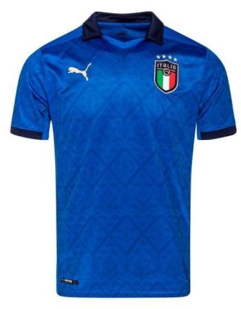 Italien Rückennummer bei der EM 2020