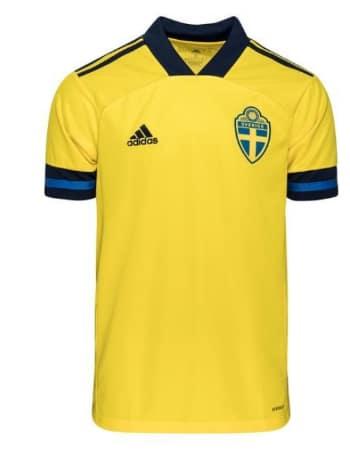 Schweden Rückennummer bei der EM 2020