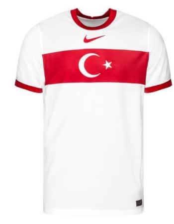 Türkei Rückennummer bei der EM 2020