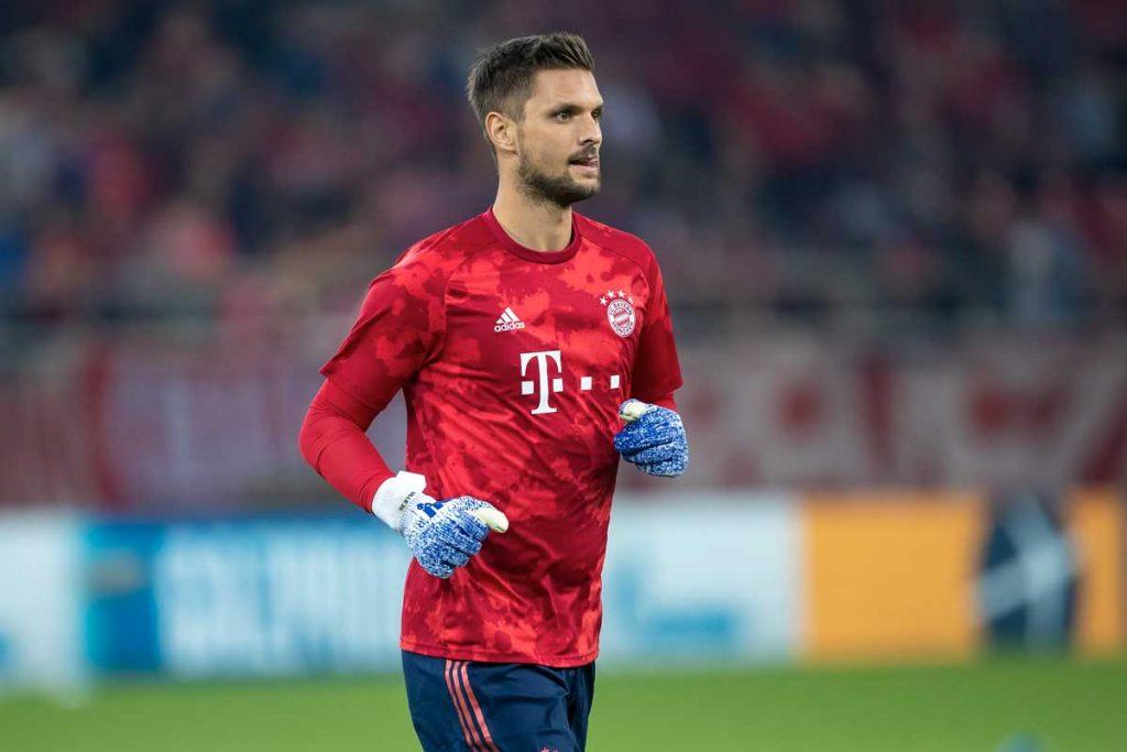 Sven Ulreich mit der Rückennummer 26 auf dem FC Bayern Trikot (Foto Depositfotos)