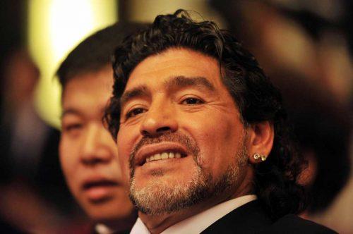 Diego Maradona 2020 (Foto Depositfoto)