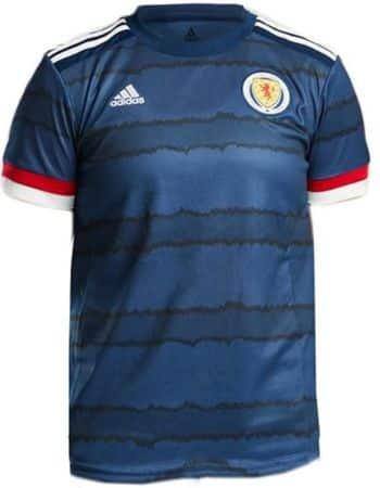 Schottland Rückennummer bei der EM 2020