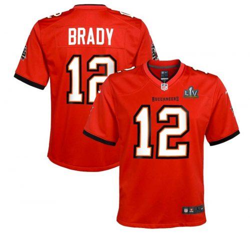 Tom Brady Trikot Rückennummer 12