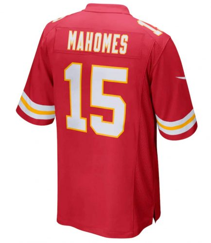 Trikot von Nike der Kansas City Chiefs - Rückseite von Patrick Mahomes