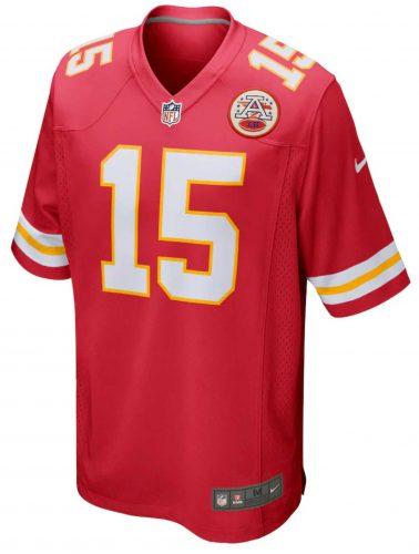 Trikot von Nike der Kansas City Chiefs - Vorderseite von Patrick Mahomes