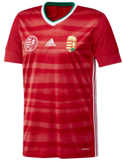 Ungarn Rückennummer bei der EM 2020