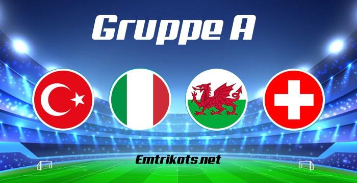 EM 2020 Gruppe A Tabelle & Spielplan