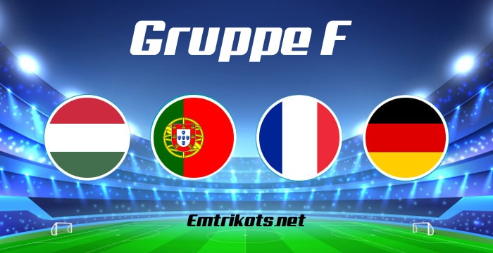 EM 2020 Gruppe F Tabelle & Spielplan
